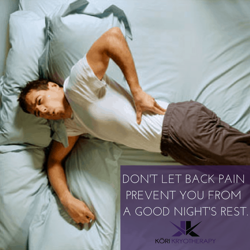 dont let back pain prevent you from a good nights rest 1