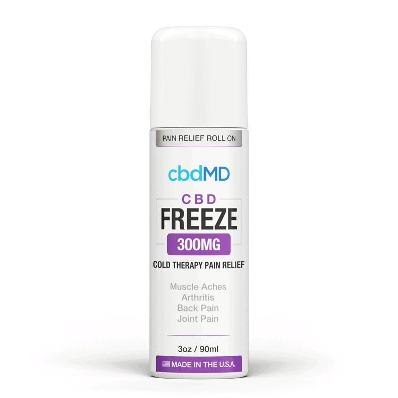 CBDmd Freeze